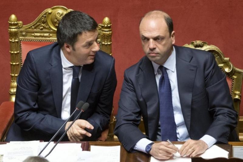 Unioni civili: Renzi pensa all'intesa con Alfano