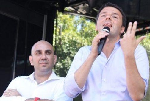 """Renzi in un'intervista """"Non resterò mai in un Pd che si accorda con il M5s"""""""
