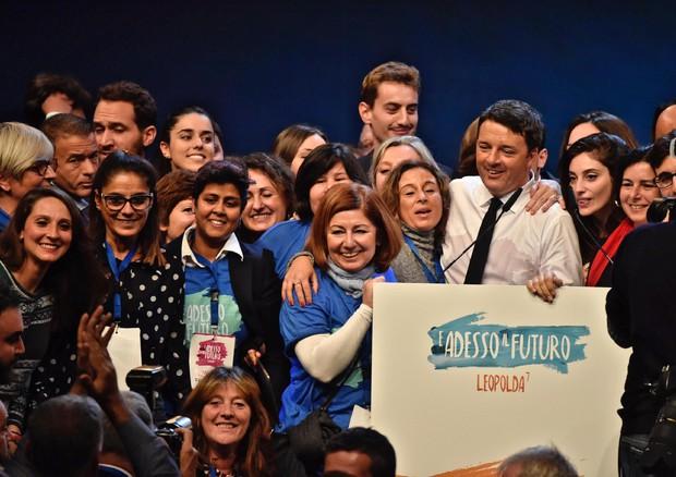 """Renzi attacca la minoranza Pd: """"Vogliono la stessa fine dell'Ulivo"""""""