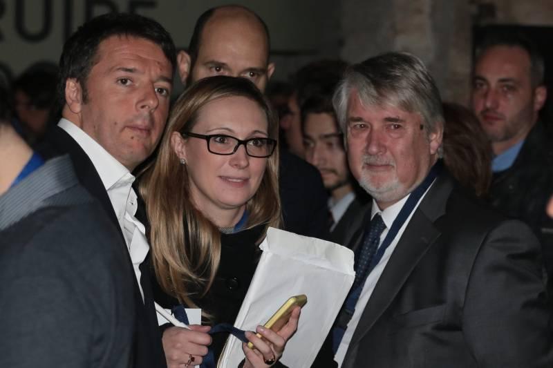 Leopolda, governo quasi al completo a Firenze