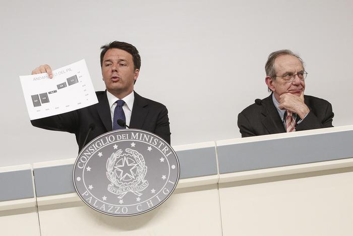 Bankitalia, le stime di crescita del Pil sono ambiziose