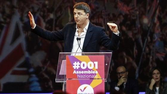 """Renzi (Italia Viva): """"Non lascio il governo, dicano se vogliono cacciarmi"""""""