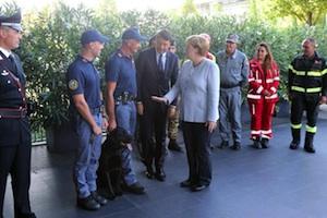Vertice Renzi - Merkel, il premier chiede unità sul tema dei rimpatri