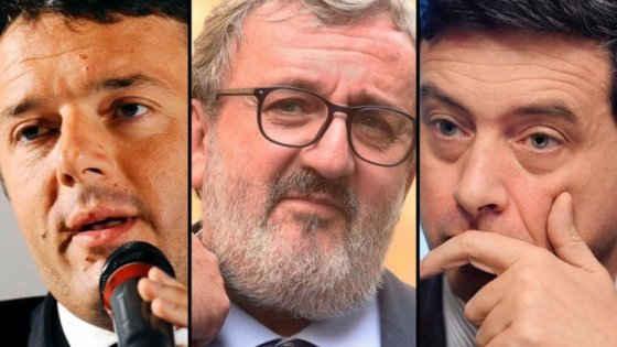 Pd: a Palermo Renzi all'82%, Orlando al 10%; Emiliano sfiora 8%