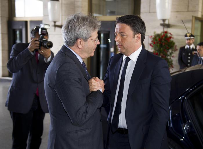 Roma, consultazioni: Gentiloni in pole per il governo