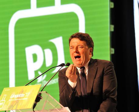 Ps, Renzi apre al Lingotto: