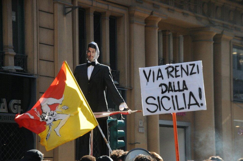 """Renzi torna a Palermo per il Sì: """"Voi in Sicilia siete decisivi"""""""