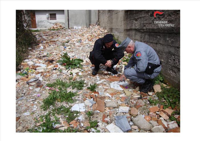 Sospetti di resti umani tra i rifiuti del cimitero di Serra San Bruno nel Vibonese