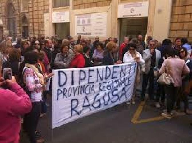 Libero Consorzio di Ragusa, raccolta di fondi per le famiglie bisognose