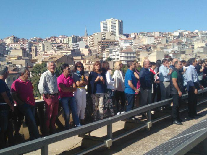 Ex Provincia di Ragusa, dipendenti tornano sul tetto per protesta