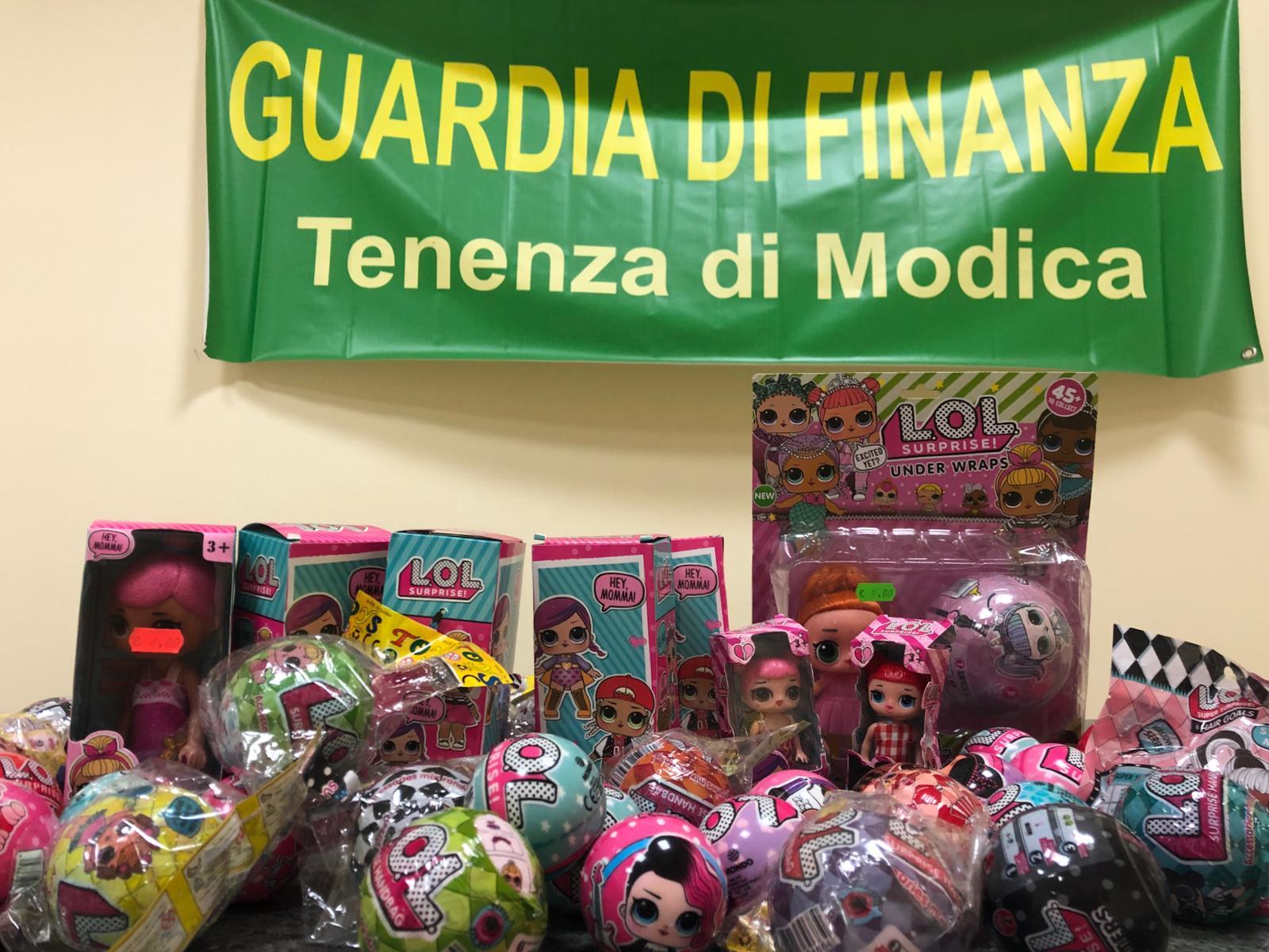 Sequestrati a Ragusa e Modica 180 mila prodotti: sono ritenuti 'non sicuri'