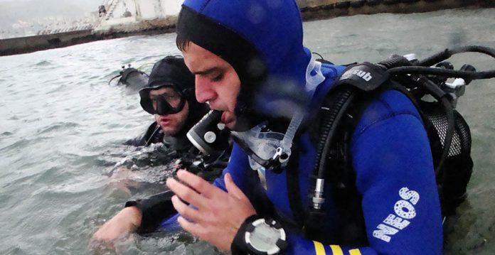 Atleta non vedente l'1 agosto farà la traversata dello Stretto di Messina