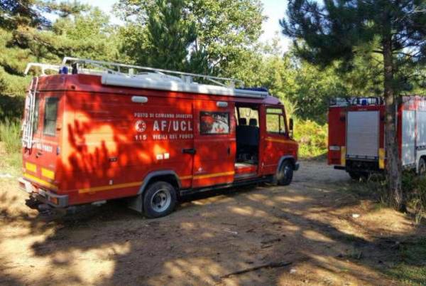 Maltempo, disperso a Pedara: trovato dai vigili del fuoco