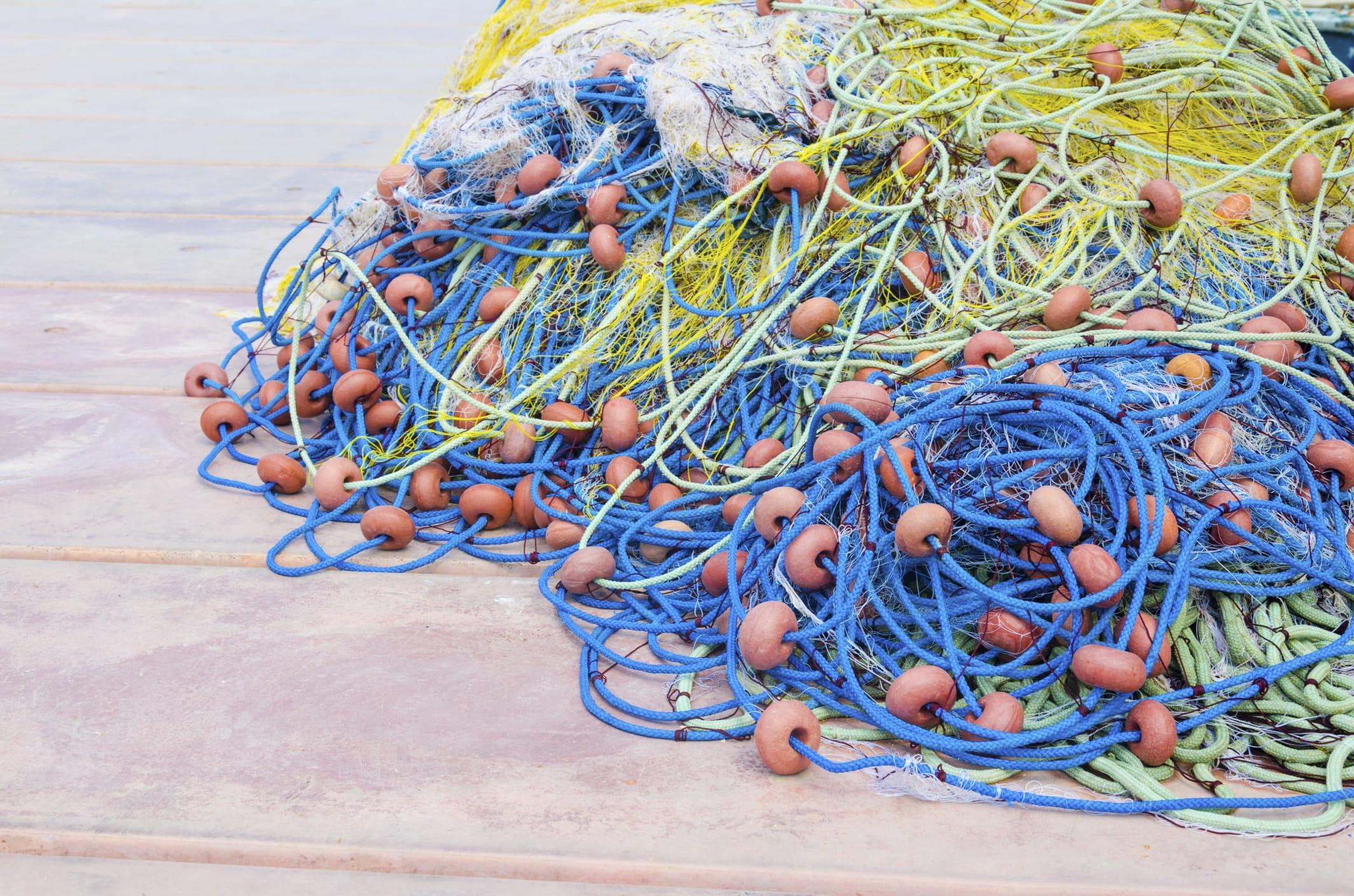 Reti da pesca sequestrate nella Riserva di Marsala