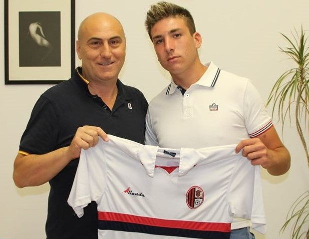 Calcio, Promozione: il Modica rafforza il settore Under con Gabriele Fidone e Giuseppe Virdieri