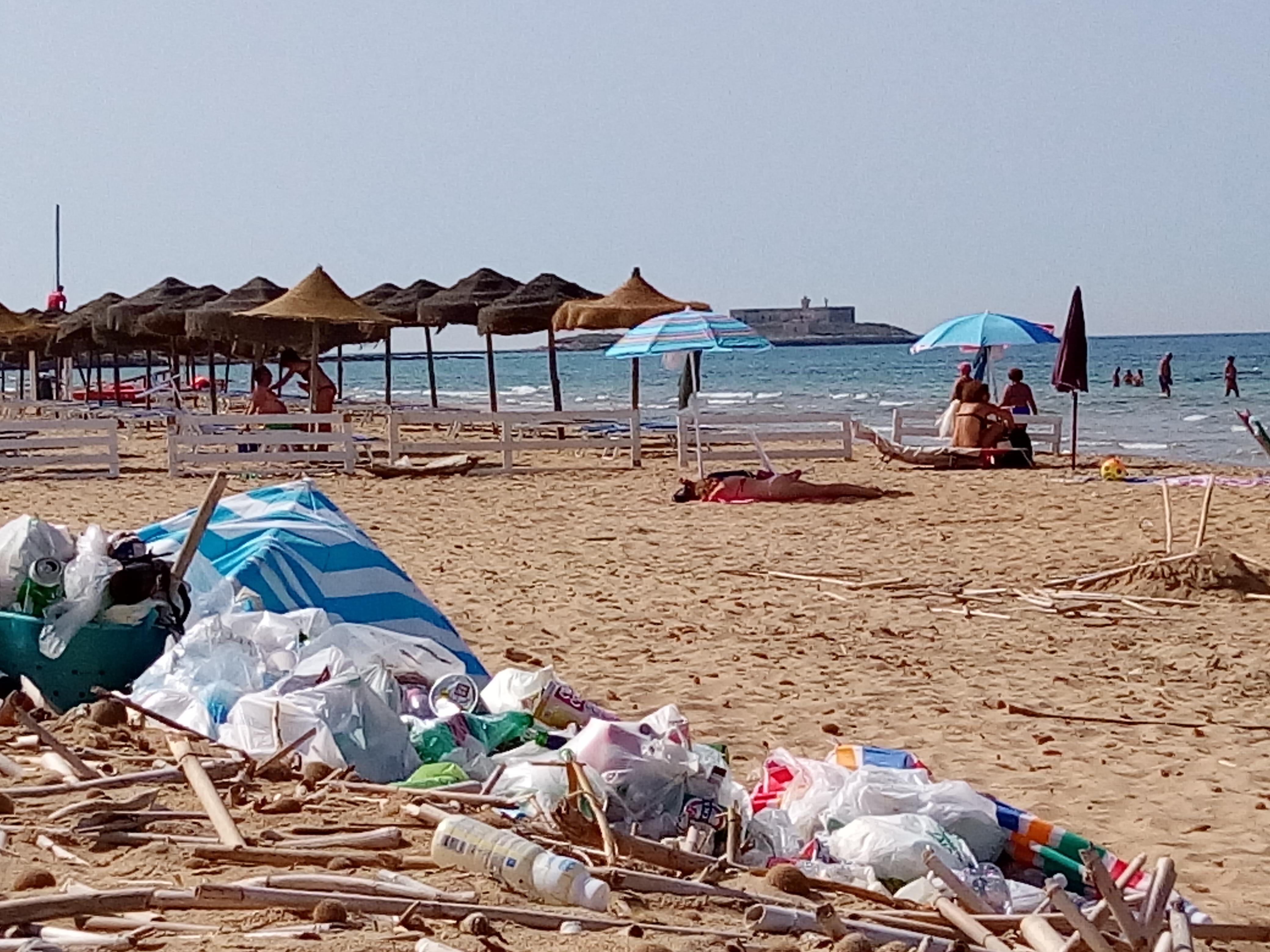 Catania pure spazzatura di Sicilia: in arrivo i rifiuti dell'Agrigentino