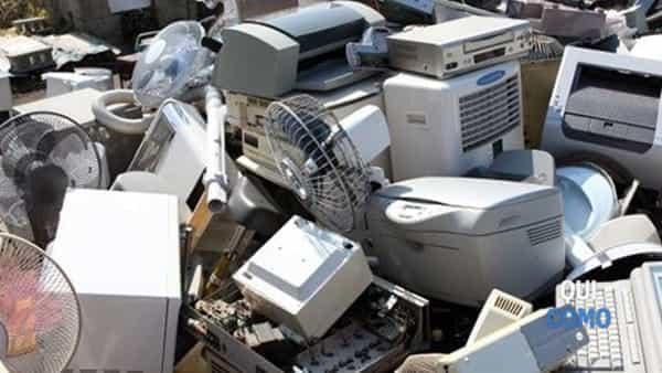Modica, al centro di raccolta della zona artigianale riprende conferimento rifiuti RAE