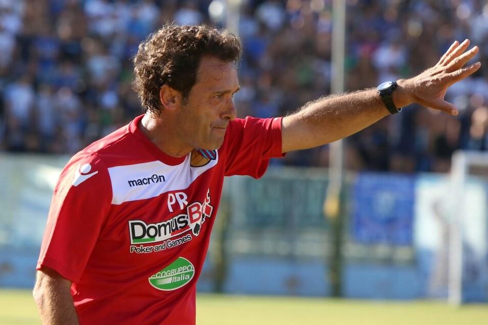 Il Catania deciso a battere l'Akragas per andare avanti in Coppa Italia