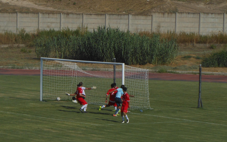 Coppa Italia, il Modica cala il tris alla Rinascita Netina ( 1 - 3)