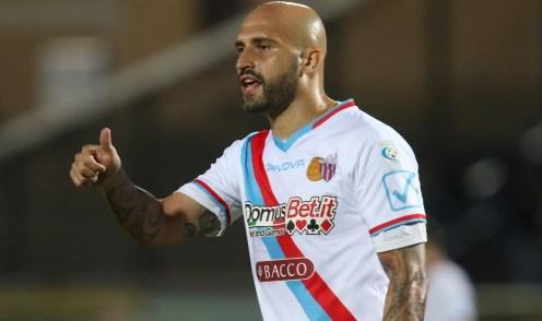 Il Catania vince fuori casa ad Andria ( 0 - 2) e resta a -4 dal Lecce