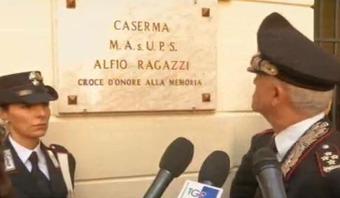 Il generale Del Sette inaugura la nuova sede del Ris di Messina