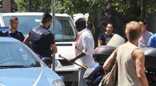 Siracusa, rissa in corso Gelone fra stranieri: 3 dello Sri Lanka denunciati