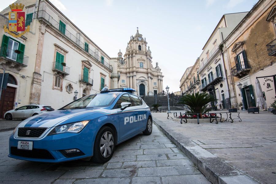 La rissa scoppiata nel centro storico di Ragusa, tre persone denunciate