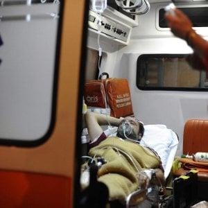 Rissa in ospedale per l'eredità, cinque arresti nel Messinese