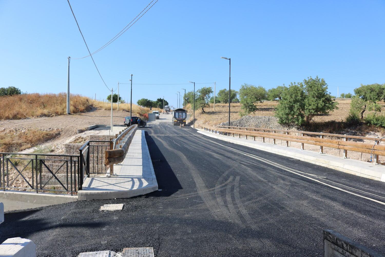 Rosolini, si inaugura l'apertura del ponte Ristallo - Masicugno