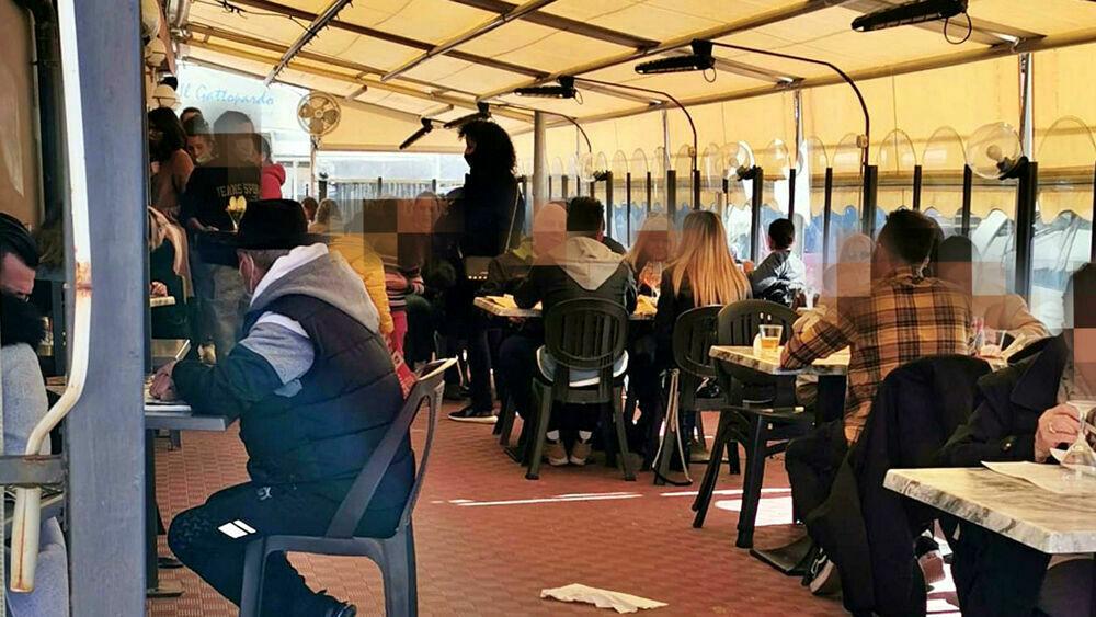 Acireale, ristorante violava norme anti Covid: locale chiuso per 5 giorni