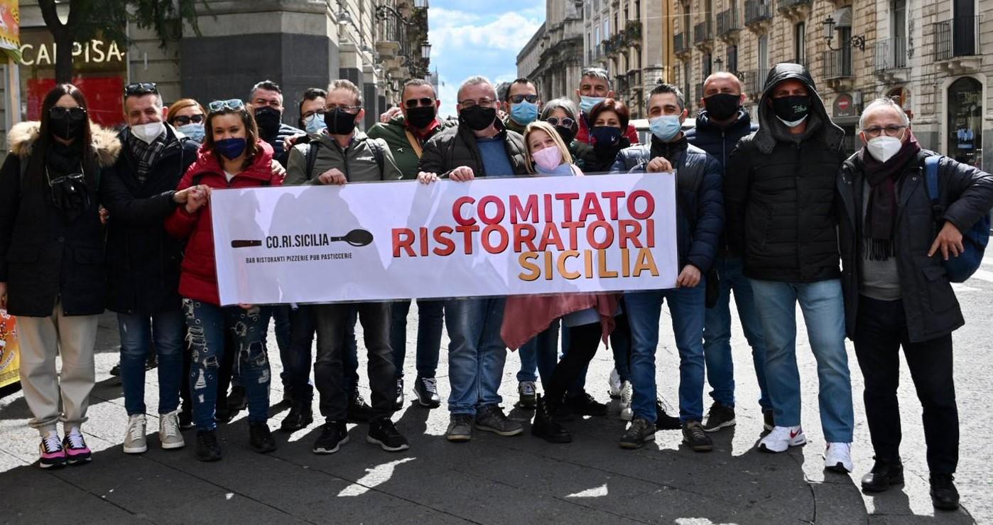 Ragusa, tornano in piazza i ristoratori: protesta in programma mercoledì 7