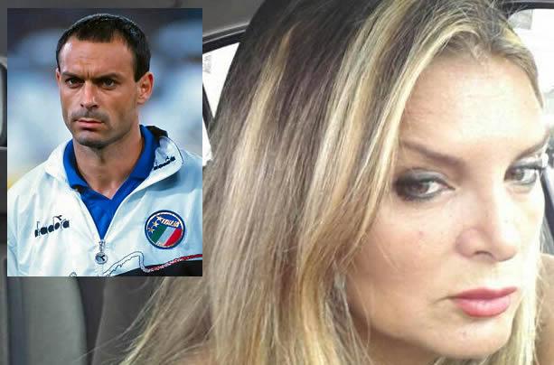 Palermo, ex moglie di Totò Schillaci rischia la villa per sfratto