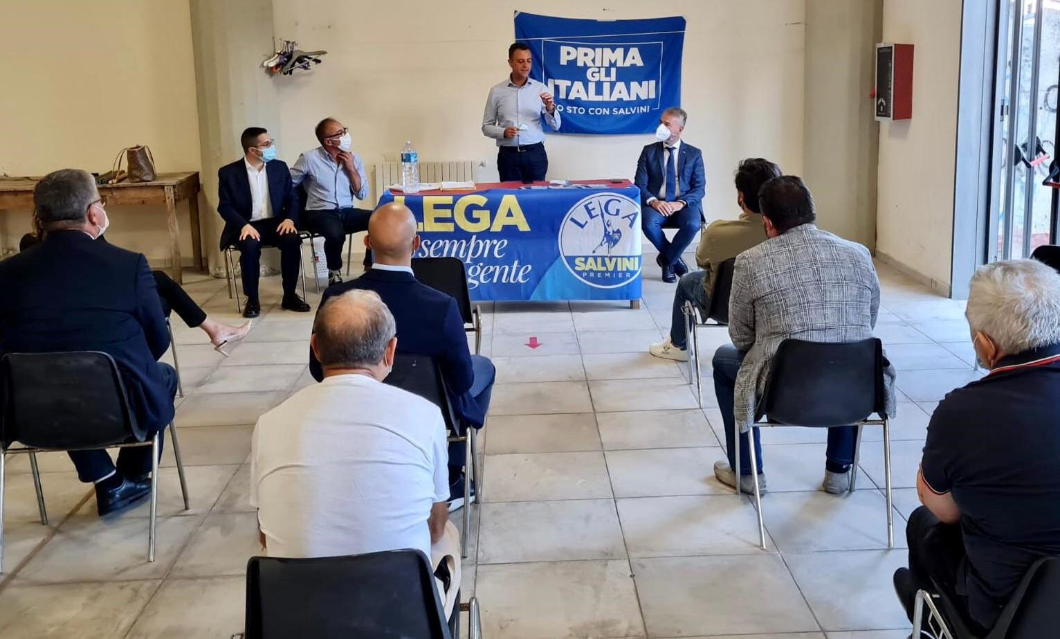 Lega Sicilia, riunione provinciale nell'Ennese: inaugurata la sede del Carroccio a Troina