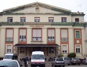 """Siracusa, all'ospedale Rizza nella Rsa """"sparita"""" l'ultima fisioterapista"""