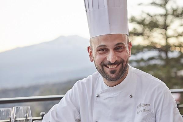 La cucina dello chef Toro del Timeo di Taormina sbarca a San Pietroburgo
