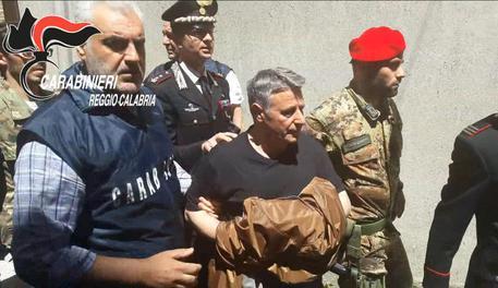 'Ndeanghera, arrestato a Platì il latitante Rocco Barbaro