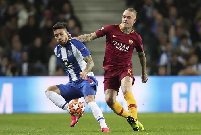 La Roma è fuori dalla Champions: battuta dal Porto ai supplementari