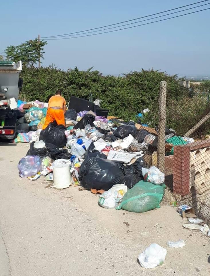 Abbandono dei rifiuti, task force a Noto: aree bonificate e multe agli incivili