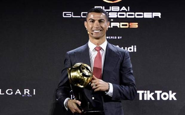 Globe Soccer Awards, Ronaldo miglior giocatore del secolo: Bayern Monaco miglior club dell'anno