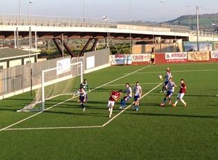 Rosolini - Rocca di Caprileone finisce 1 a 1, rigore negato ai padroni di casa
