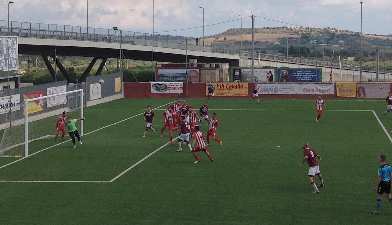 Rosolini rivelazione in Eccellenza, 3 gol alla San Pio X ed è primato