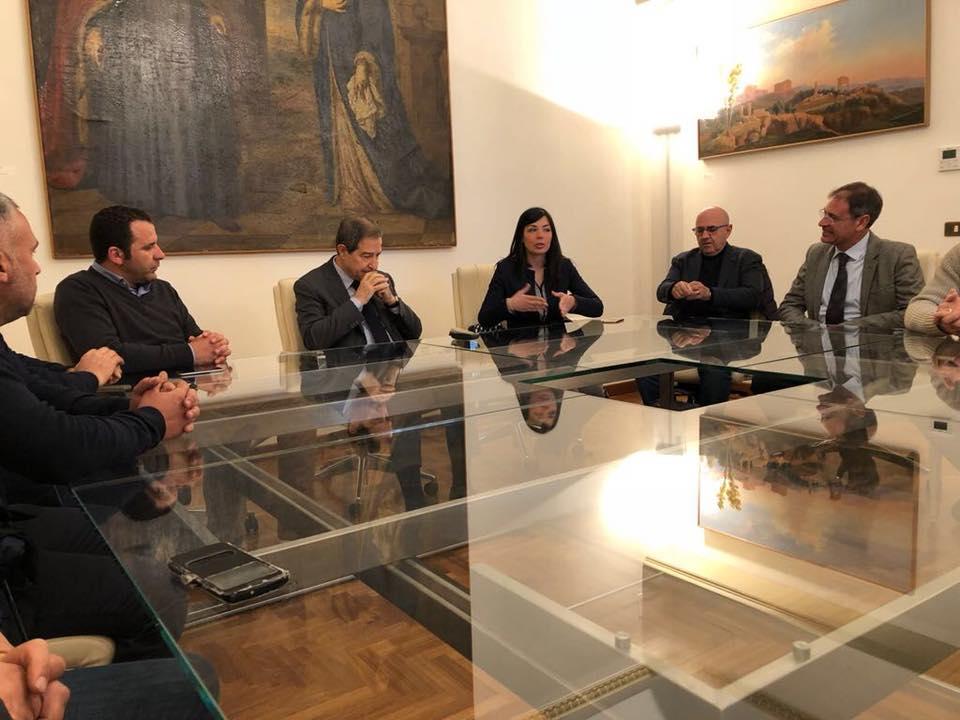 Musumeci e Cannata incontrano gli agricoltori di Pachino e Vittoria