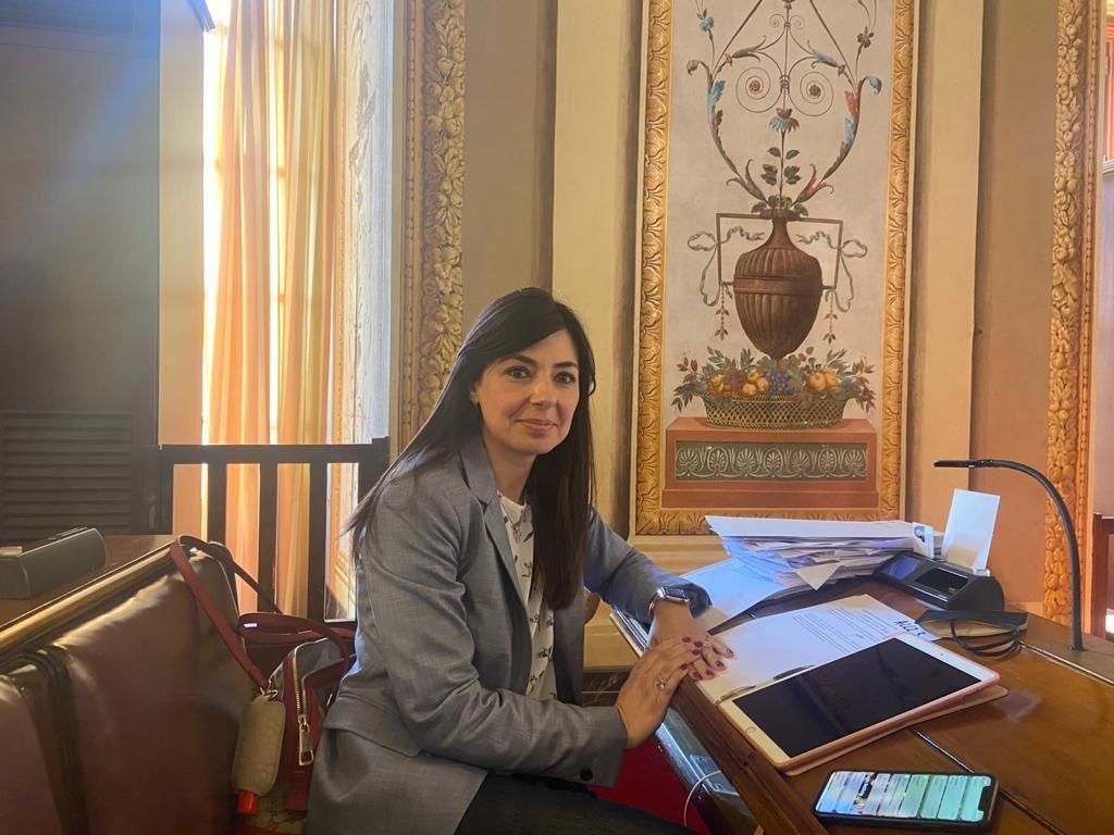 Rossana Cannata (Fdi) a Messina: rivedere sostegni alle attività economiche
