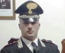 Un tenente al comando della Compagnia carabinieri di Acireale
