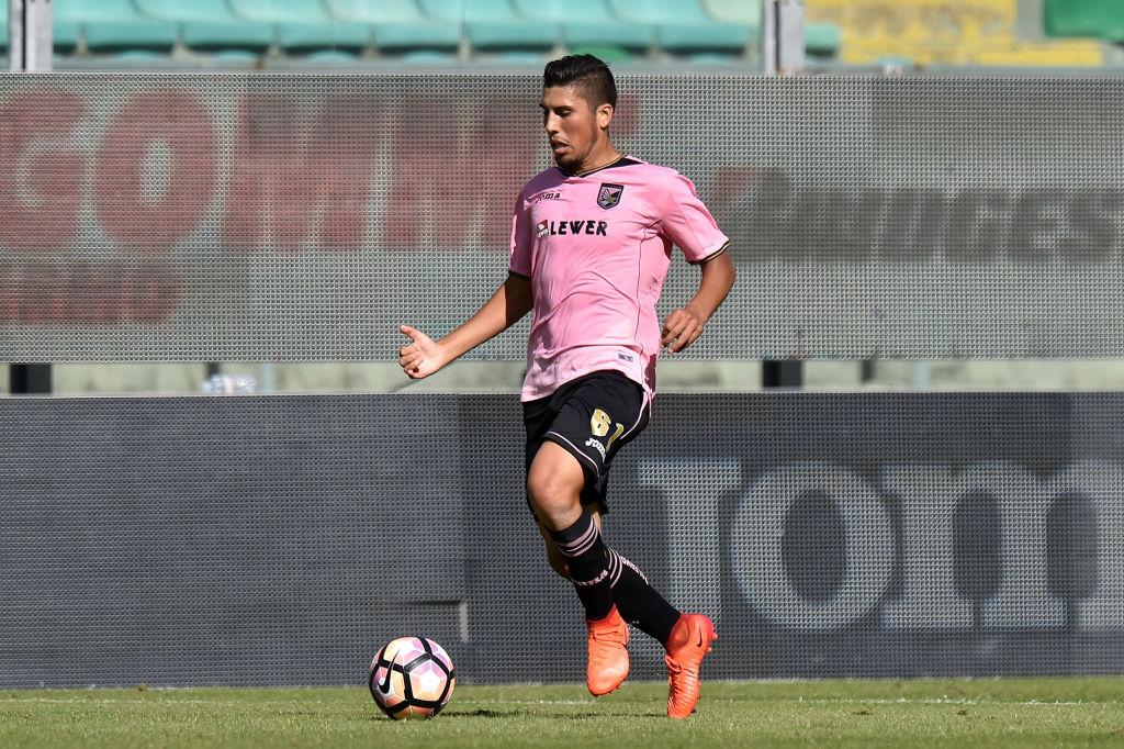"""Bortoluzzi sprona il Palermo:""""Facciamo risultato anche a Pescara"""""""