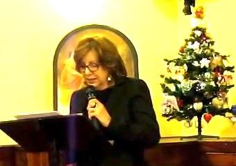 Siracusa, cittadinanza onoraria ad Alicia Cassia Ruocco