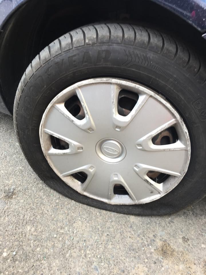 Augusta, vandalizzata l'auto del sindaco:
