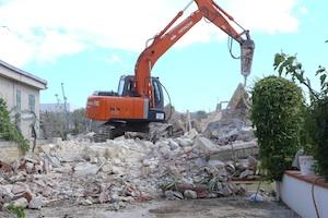 Demolizioni di case a Licata, il Tar respinge tre ricorsi