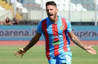 Catania essenziale col Melfi: basta un gol di Russotto