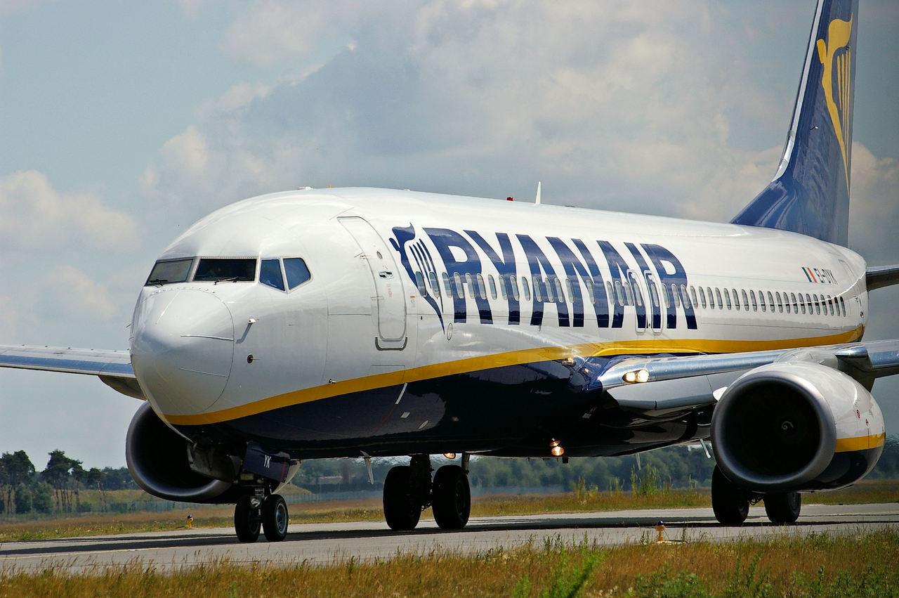 Trapani, Ryanair pronta a lasciare l'aeroporto di Birgi